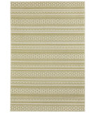 RugStudio presents Capel Elsinore-Afghan 116262 Pistachio Machine Woven, Good Quality Area Rug