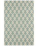RugStudio presents Capel Elsinore-Diamond 116270 Resort Blue Machine Woven, Good Quality Area Rug