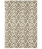 RugStudio presents Capel Elsinore-Honeycombs 116274 Wheat Machine Woven, Good Quality Area Rug
