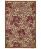 RugStudio presents Capel Sterling-Flora 750 Bronze Machine Woven, Good Quality Area Rug