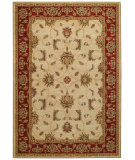 RugStudio presents Capel Laud-Acanthus 55162 Machine Woven, Good Quality Area Rug