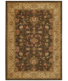 RugStudio presents Capel Laud-Emblem 55165 Machine Woven, Good Quality Area Rug