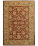 RugStudio presents Capel Laud-Palmette 55168 Machine Woven, Good Quality Area Rug