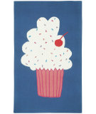 RugStudio presents Capel Cake Pops 116251 Huckleberry Hand-Hooked Area Rug