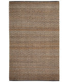 RugStudio presents Capel Checkered 116344 Ebony Woven Area Rug