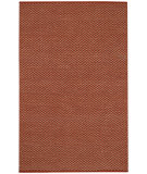 RugStudio presents Capel Sahara 55310 Clay Flat-Woven Area Rug