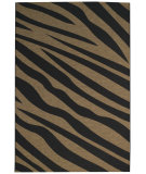 RugStudio presents Capel Adventure-Zebra 54989 Machine Woven, Good Quality Area Rug