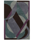 RugStudio presents Capel Left Bank 121964 Asteroid Hand-Tufted, Good Quality Area Rug