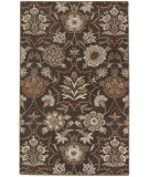 RugStudio presents Capel Garden Terrace 116483 Cocoa Hand-Tufted, Good Quality Area Rug
