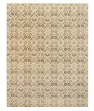 RugStudio presents Capel Norfolk 62717 Lt. Yellow Hand-Tufted, Good Quality Area Rug
