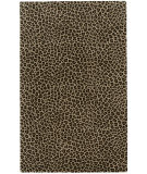 RugStudio presents Capel Expedition-Leopard 116436 Cocoa Hand-Tufted, Good Quality Area Rug
