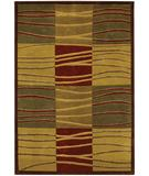 RugStudio presents Chandra Aadi AAD1303 Multi Hand-Knotted, Good Quality Area Rug