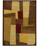 RugStudio presents Chandra Aadi AAD1304 Multi Hand-Knotted, Good Quality Area Rug