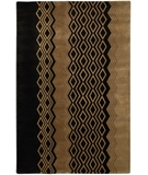 RugStudio presents Chandra Aadi AAD1342 Brown Hand-Knotted, Good Quality Area Rug