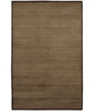 RugStudio presents Chandra Aadi AAD1346 Brown Hand-Knotted, Better Quality Area Rug