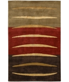 RugStudio presents Chandra Aadi AAD1359 Multi Hand-Knotted, Good Quality Area Rug