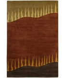 RugStudio presents Chandra Aadi AAD1373 Hand-Knotted, Good Quality Area Rug