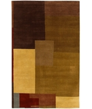 RugStudio presents Chandra Aadi AAD1385 Hand-Knotted, Good Quality Area Rug