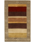 RugStudio presents Chandra Aadi AAD1414 Hand-Knotted, Good Quality Area Rug