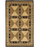 RugStudio presents Chandra Aadi AAD1417 Hand-Knotted, Good Quality Area Rug