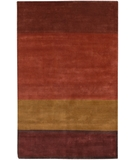RugStudio presents Chandra Aadi AAD1426 Multi Hand-Knotted, Good Quality Area Rug