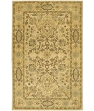 RugStudio presents Chandra Adonia ADO906 Beige Hand-Tufted, Good Quality Area Rug