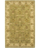 RugStudio presents Chandra Adonia ADO902 Olive Hand-Tufted, Good Quality Area Rug