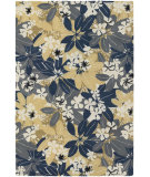 RugStudio presents Chandra Alfred Shaheen ALF2104 Multi Hand-Tufted, Good Quality Area Rug
