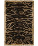 RugStudio presents Chandra Amazon AMA5603 Tan Woven Area Rug