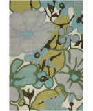RugStudio presents Chandra Amy Butler Amy13209 Multi Hand-Tufted, Good Quality Area Rug