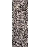 RugStudio presents Chandra Anni ANN11402 Grey Flat-Woven Area Rug