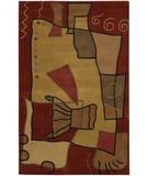 RugStudio presents Chandra Antara ANT115 Multi Hand-Tufted, Good Quality Area Rug