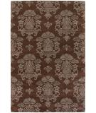 RugStudio presents Chandra Antara ANT128 Brown Hand-Tufted, Good Quality Area Rug