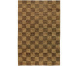 RugStudio presents Chandra Art ART3580 Tan Sisal/Seagrass/Jute Area Rug