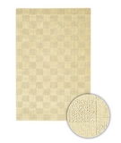 RugStudio presents Chandra Art ART3501 Beige Sisal/Seagrass/Jute Area Rug