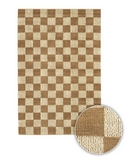 RugStudio presents Chandra Art ART3502 Sisal/Seagrass/Jute Area Rug
