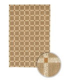 RugStudio presents Chandra Art ART3518 Sisal/Seagrass/Jute Area Rug