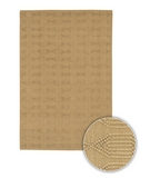 RugStudio presents Chandra Art ART3551 Gold Sisal/Seagrass/Jute Area Rug