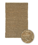 RugStudio presents Chandra Art ART3607 Tan Flat-Woven Area Rug