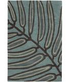 RugStudio presents Chandra Aschera ASC6405 Light Blue Hand-Tufted, Good Quality Area Rug