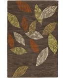 RugStudio presents Chandra Aschera ASC6410 Charcoal Hand-Tufted, Good Quality Area Rug