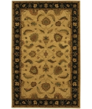 RugStudio presents Chandra Avani AVA202 Gold Hand-Tufted, Good Quality Area Rug