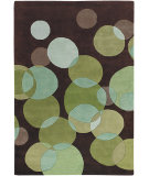 RugStudio presents Chandra Avalisa AVL6108 Brown Hand-Tufted, Best Quality Area Rug