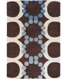 RugStudio presents Chandra Avalisa AVL6111 Brown Hand-Tufted, Best Quality Area Rug