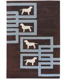 RugStudio presents Chandra Avalisa AVL6112 Hand-Tufted, Best Quality Area Rug