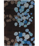 RugStudio presents Chandra Avalisa AVL6116 Dark Brown Hand-Tufted, Best Quality Area Rug