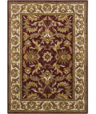 RugStudio presents Chandra Bajrang BAJ-8002 Red Hand-Tufted, Good Quality Area Rug