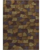 RugStudio presents Chandra Bajrang BAJ-8016 Multi Hand-Tufted, Good Quality Area Rug