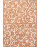 RugStudio presents Chandra Bajrang BAJ-8022 Tan Hand-Tufted, Good Quality Area Rug