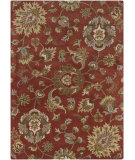 RugStudio presents Chandra Bajrang BAJ-8033 Red Hand-Tufted, Good Quality Area Rug
